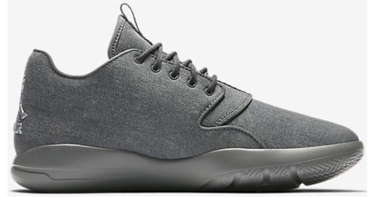 best website eee37 cb77c ... spain nike air jordan eclipse cool grey mens shoes trainers in grey in  gray for men