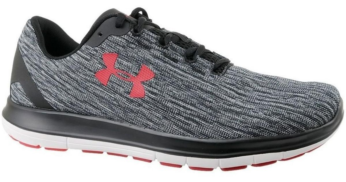 364c356bd2a4b Under Armour Ua Remix Men s Running Trainers In Grey in Gray for Men - Lyst