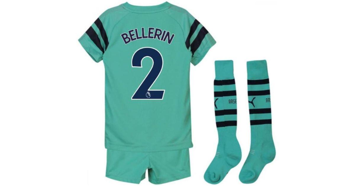 006ab37a64b PUMA 2018-2019 Arsenal Third Little Boys Mini Kit (bellerin 2) Men s In  Blue in Blue for Men - Lyst