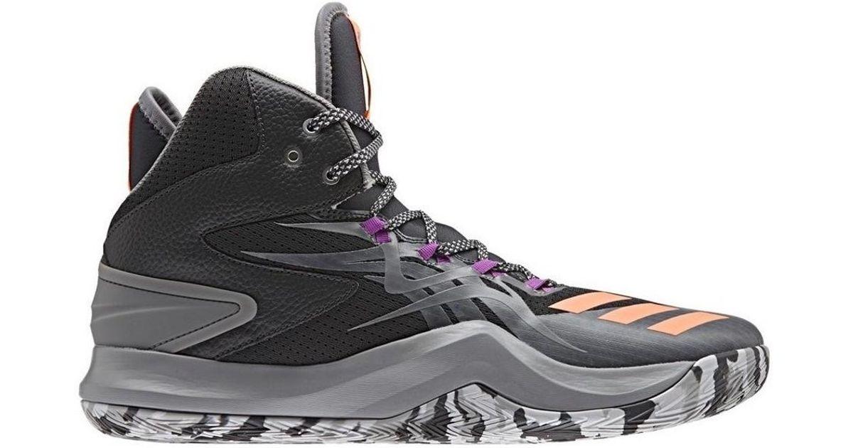 wholesale dealer 22b90 c4d57 ... discount adidas d rose dominate 4 mens basketball trainers shoes in  multicolour for men lyst ba9cb