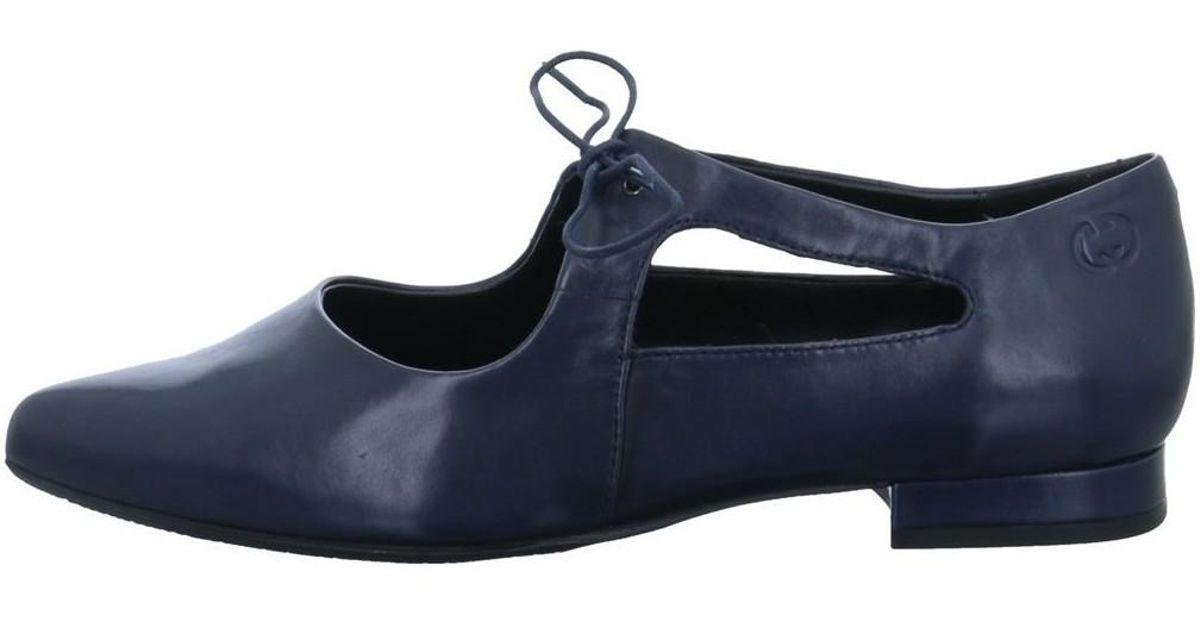 innovative design cac0d 222ac Gerry Weber - Valentina 23 Women's Shoes (pumps / Ballerinas) In Black -  Lyst