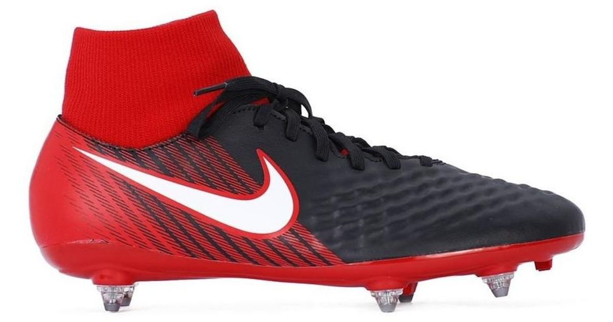 9268d4956 Nike Magista Onda Ii Df Sg Men s Football Boots In Red in Red for Men - Lyst