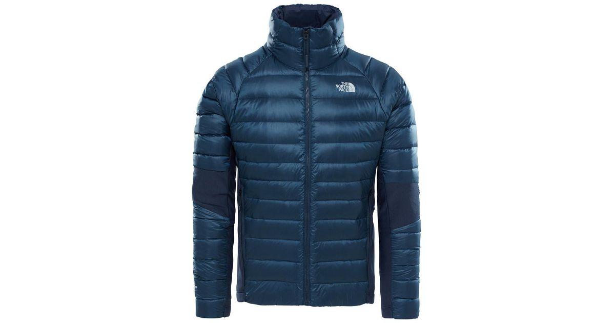 f25633f152 Crimptastic hybrid jacket hommes Veste en bleu The North Face pour homme en  coloris Bleu - 30 % de réduction - Lyst