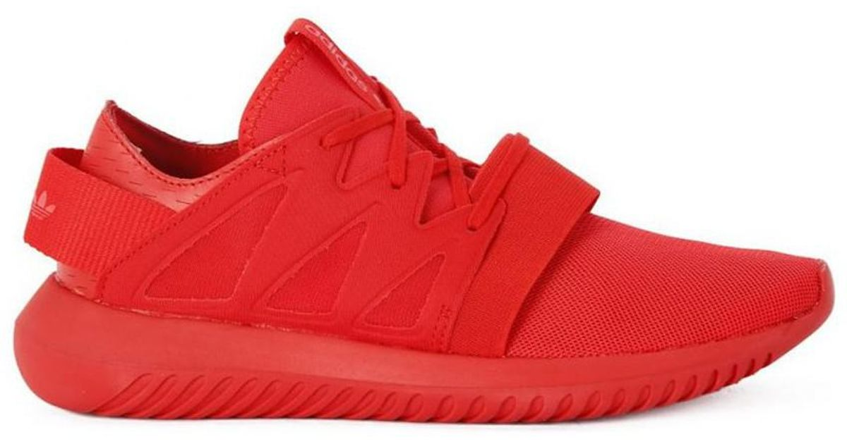 best service a7566 c9111 best price adidas tubular viral red 2e591 ff1f5