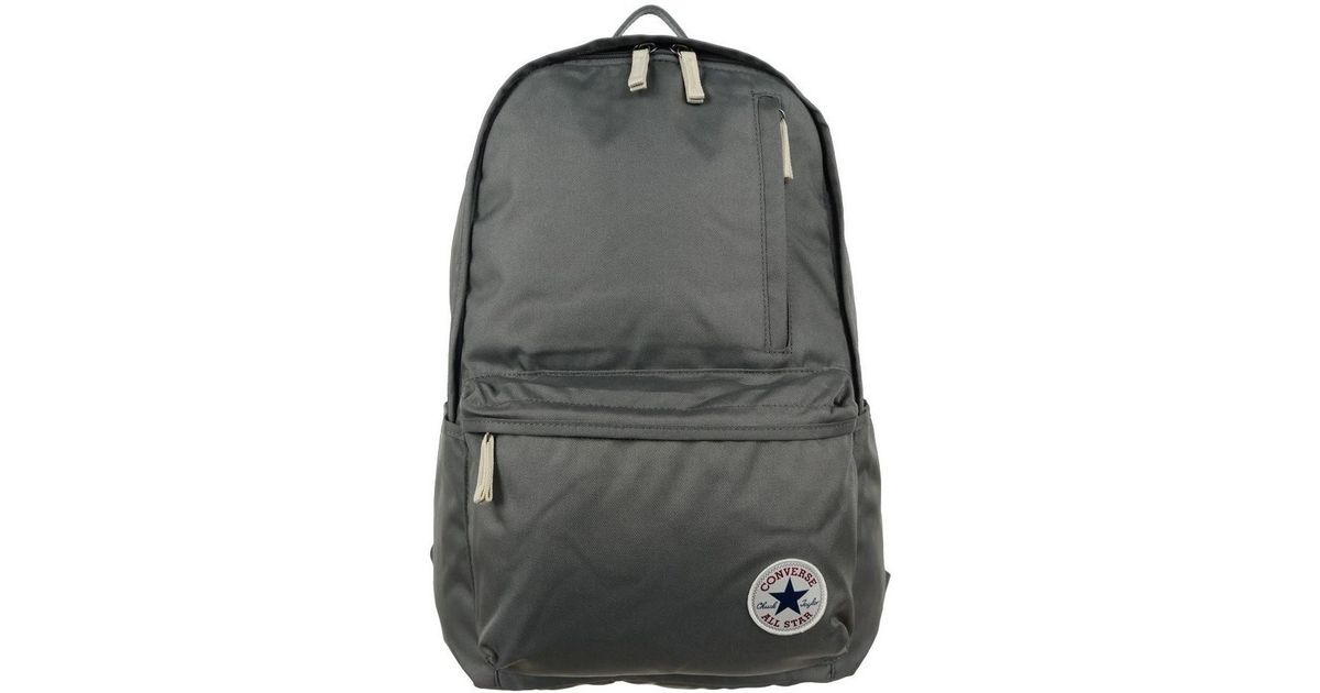 Converse Original Backpack Core Women s Backpack In Grey in Gray - Lyst 7a1d625675899