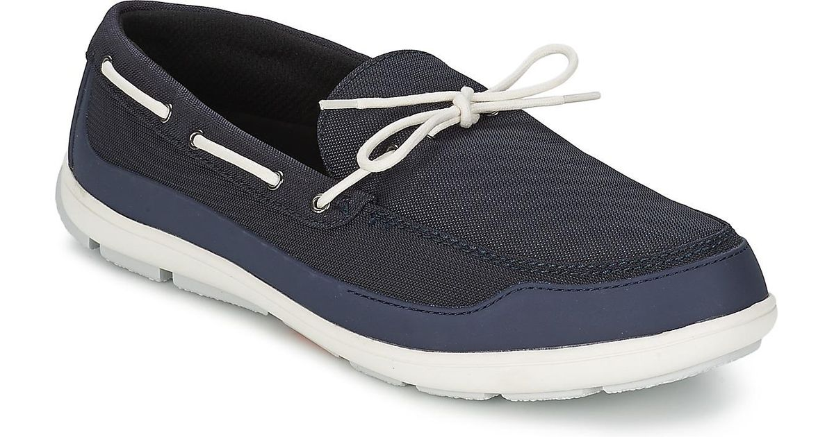 b961b6ee6eb Swims George Lace Loafer Men s Loafers   Casual Shoes In Blue in Blue for  Men - Lyst