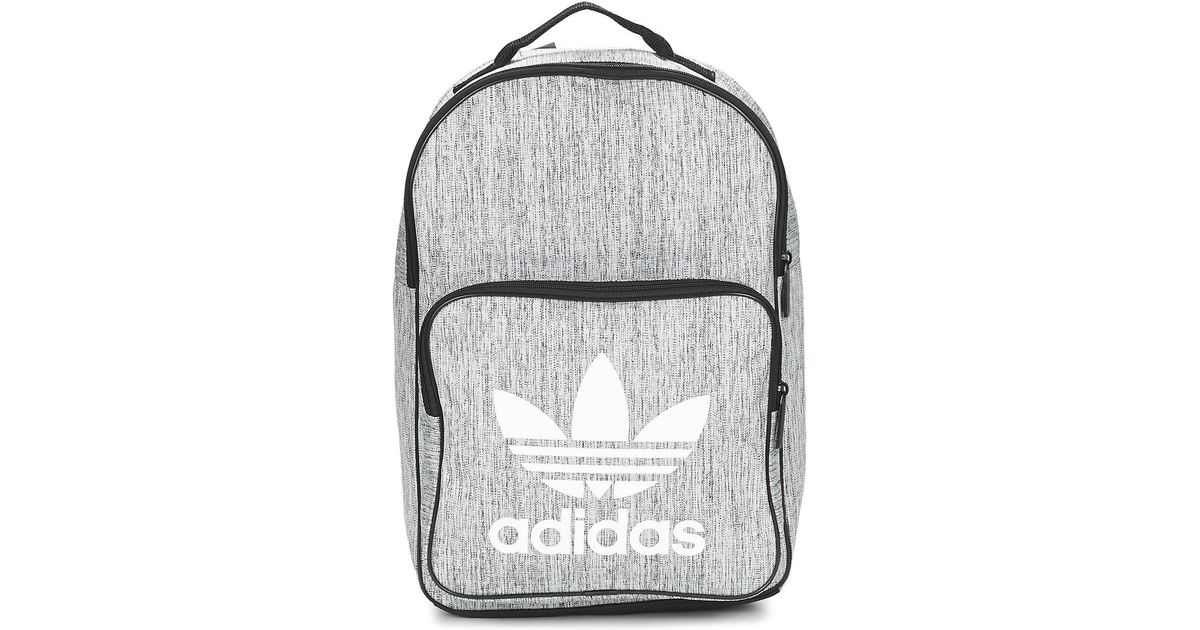 9a5eaf2214d8 Adidas Bp Casual Women s Backpack In Grey in Gray - Lyst
