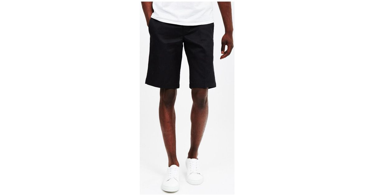 enjoy best price classic style of 2019 classic fit Dickies - 273 Slim/straight Work Short Black Men's Shorts In Black for Men  - Lyst