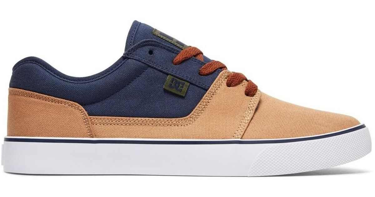 DC Shoes Tonik Tx Men's Shoes (trainers) In Brown in Brown