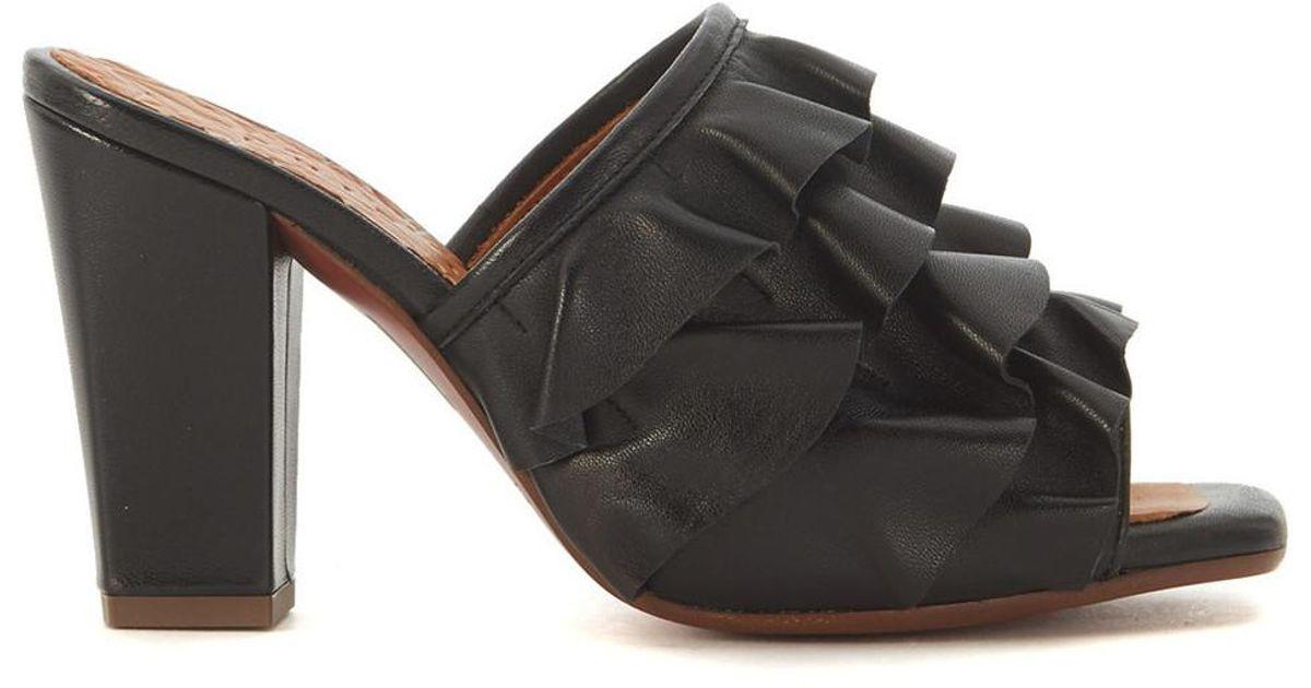 Chie Mihara Aikiki leather sabot women's Mules / Casual Shoes in Pick A Best Sale Online Big Discount Cheap Footlocker Finishline Buy Cheap 100% Original Nicekicks Sale Online pAhhU