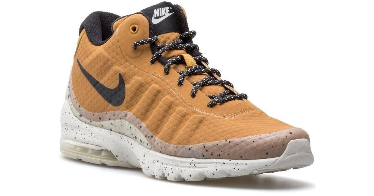 a26c1f221bbc Nike Air Max Invigor Mid Men s Shoes (high-top Trainers) In Brown in Brown  for Men - Lyst