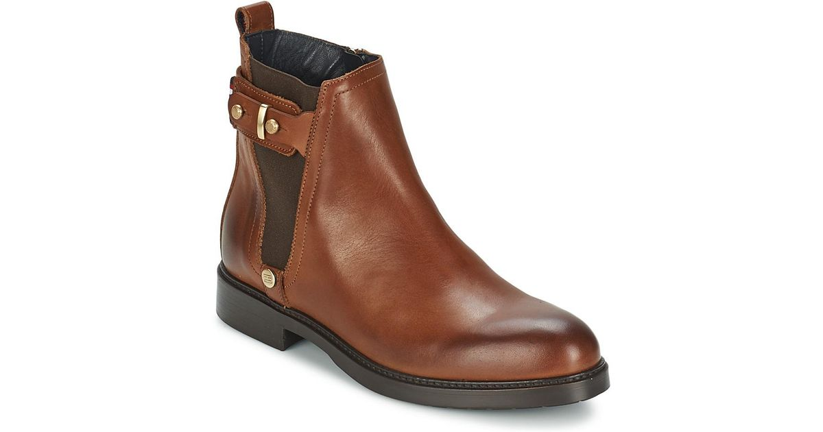 Tommy Hilfiger HOLLY 3A women's Low Ankle Boots in Largest Supplier Sale Online tA2zHVG
