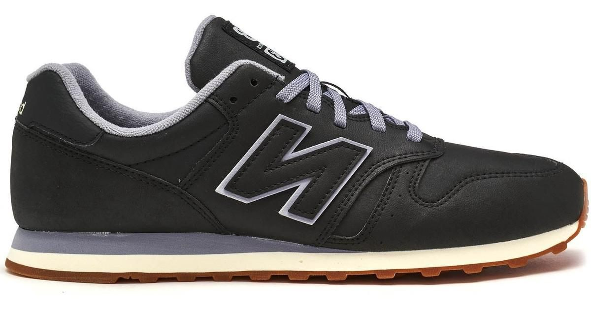 e272ee37 New Balance 373 Modern Classics Trainers In Black Grey Ml373 Bla Men's  Shoes (trainers) In Black in Black for Men - Lyst