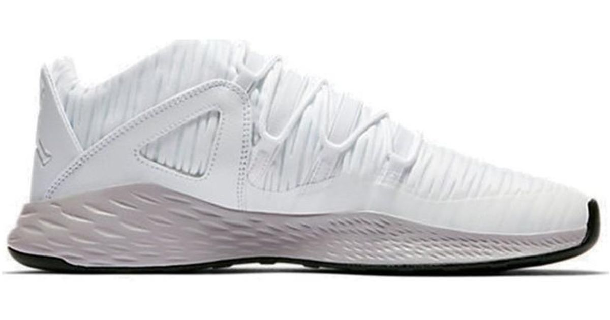 a95817cf9ab Nike Air Jordan Formula 23 Low Men's Basketball Trainers (shoes) In White  in White for Men - Lyst