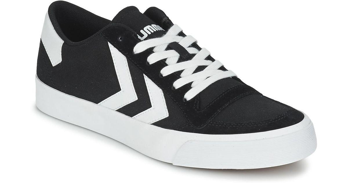 c7e7e8c622f hummel-black-Stadil-Rmx-Low-Mens-Shoes-trainers-In-Black.jpeg