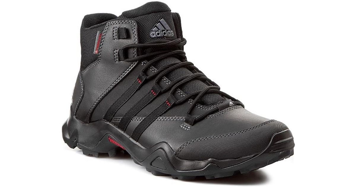 ee5fa02adcc Adidas Cw Ax2 Beta Mid Men s Walking Boots In Black in Black for Men - Lyst