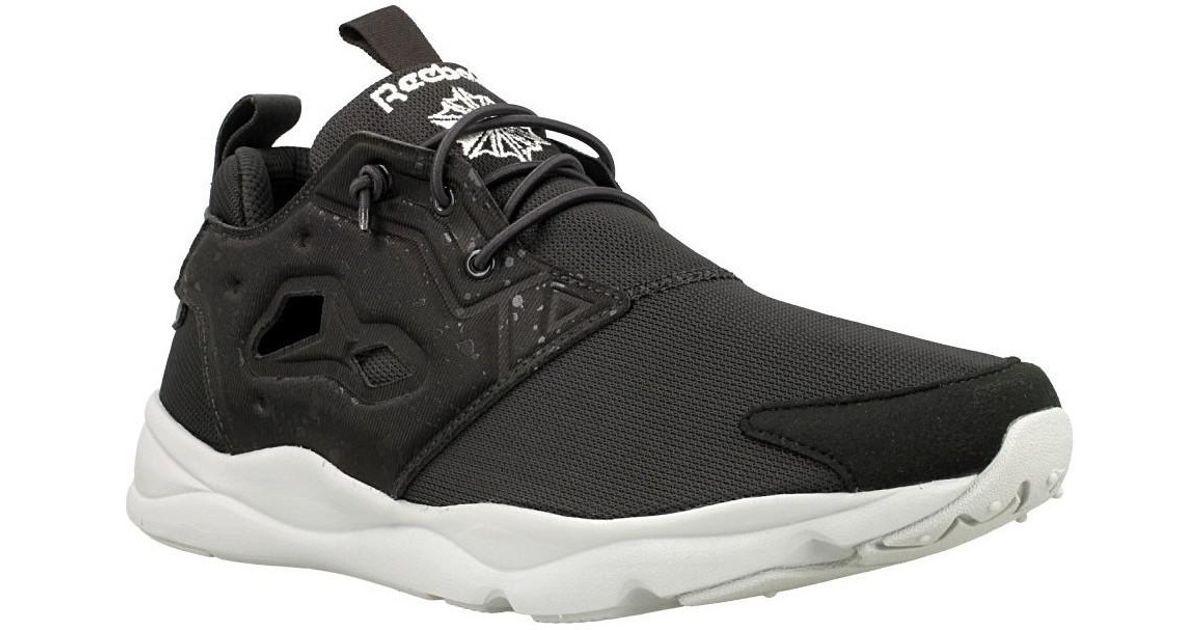 d25daea328704 Reebok Furylite Sp Men s Shoes (trainers) In Black in Black for Men - Lyst