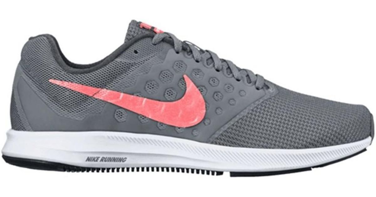 new product eaa0c 899aa Nike Wmns Downshifter 7 Womens Running Trainers In Orange in Orange - Lyst