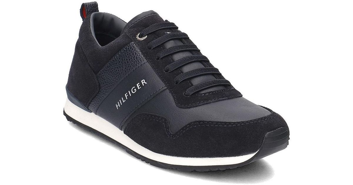 bd7244adee1f Tommy Hilfiger Lady 4z2 Women s Shoes (trainers) In Black in Black - Lyst