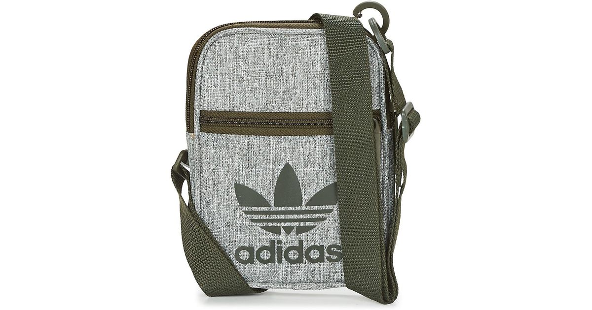 adidas Festival Bag Women s Pouch In Grey in Gray - Lyst 19937aefe8787