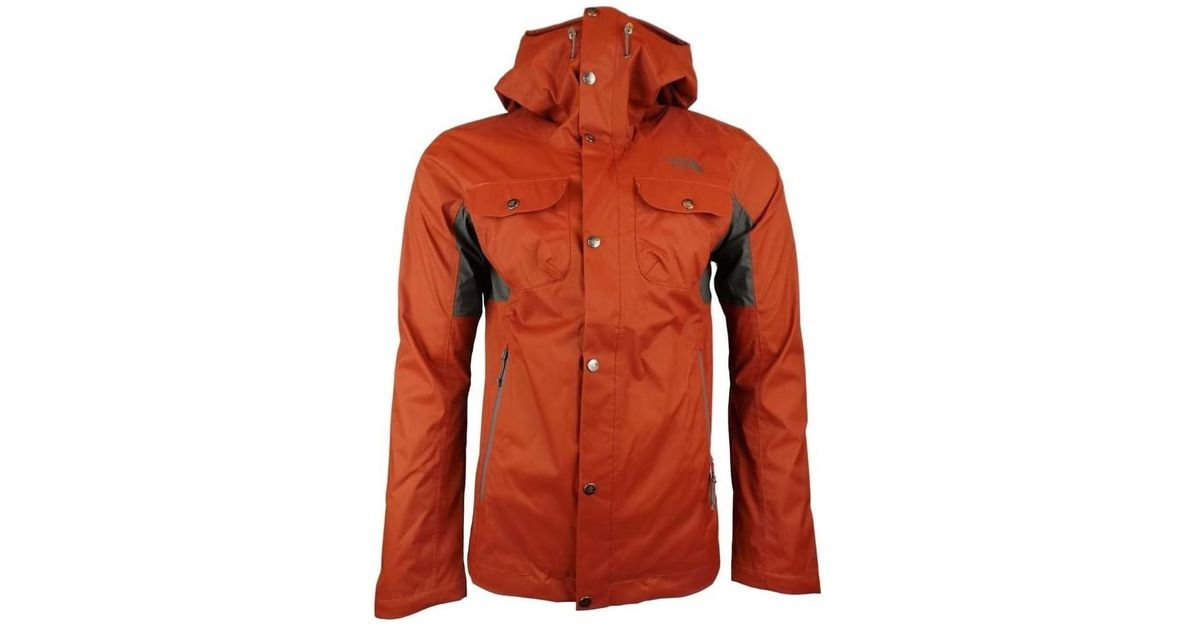 c88b3600599c The North Face M Arrano Jacket Men s Jacket In Brown in Brown for Men - Lyst