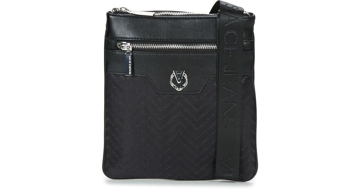 Versace Jeans Yrbb08 Pouch in Black for Men - Save 15% - Lyst 91de647878404