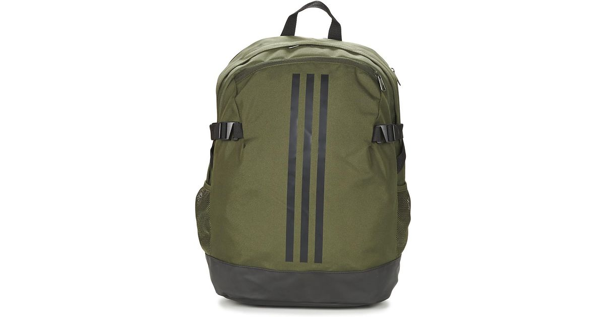 adidas Bp Power Iv Men s Backpack In Green in Green for Men - Lyst