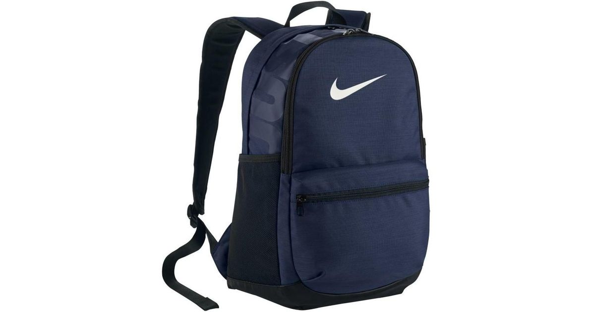 d5c6eeb21c ... Nike Brasilia (medium) Training Backpack Womens Backpack In Blue in  Blue - Lyst watch ...