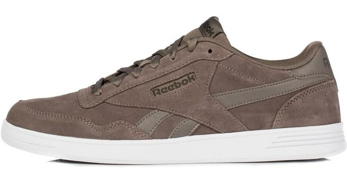 318414b26f234 Reebok Royal Techque T Lx Men s Shoes (trainers) In Brown in Brown for Men  - Lyst