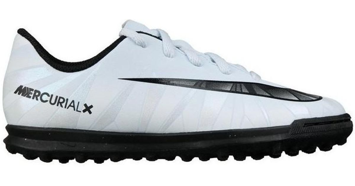 5e84fc6ee20 Nike Mercurialx Vortex Iii Cr7 Tf Men s Shoes (trainers) In White in White  for Men - Lyst