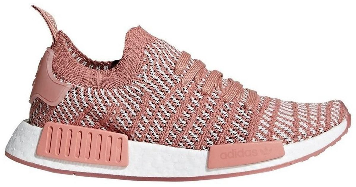 ed733a6f6b05d adidas Nmdr1 Stlt Pk W Women s Shoes (trainers) In Pink in Pink - Lyst
