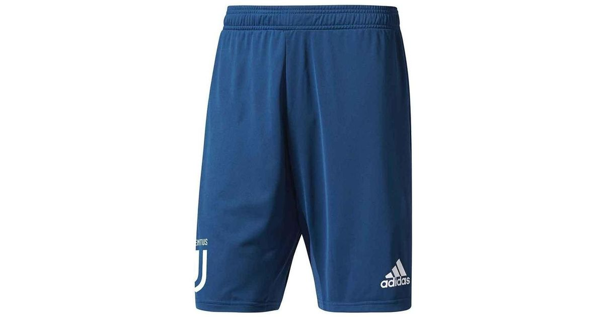 2005ce42366 adidas 2017-2018 Juventus Training Shorts Men s Shorts In Blue in Blue for  Men - Lyst