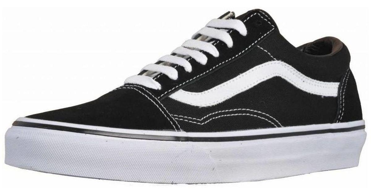 Vans Vd3hy28 U Old Skool Men s Shoes (trainers) In Black in Black for Men -  Lyst 9bd33de22