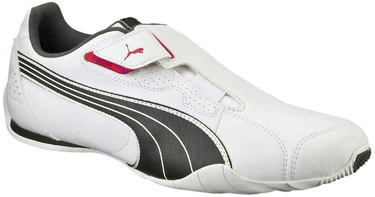 909da8766648 Puma Redon Move Whiteblackribbon Redp Men s Shoes (trainers) In White in  White for Men - Lyst