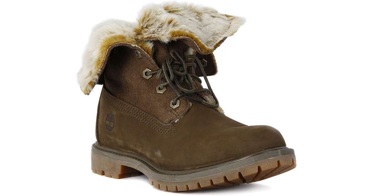 TIMBERLAND Women Boots Vestiaire Collective