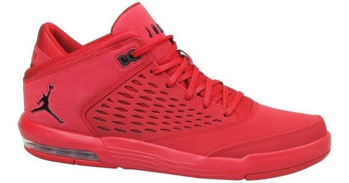 4781d7bf7ca Nike Jordan Flight Origin 4 Men's Basketball Trainers (shoes) In Red in Red for  Men - Lyst