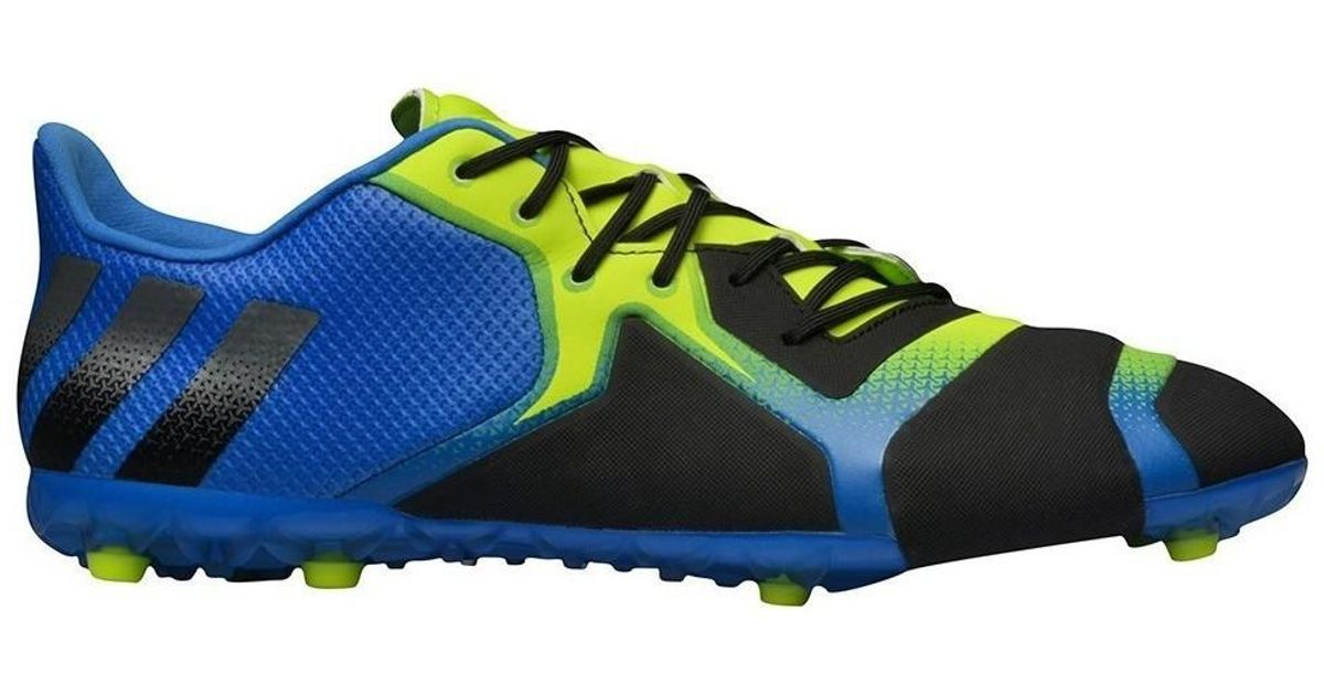 wholesale dealer 40849 8236f adidas Ace 16 Tkrz Men s Football Boots In Black in Black for Men - Lyst