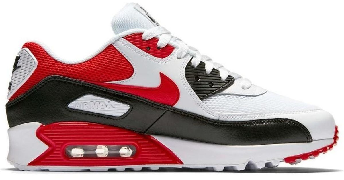 Stany Zjednoczone tanio na sprzedaż Najlepiej Nike Air Max 90 Essential 537384 129 Men's Shoes (trainers ...