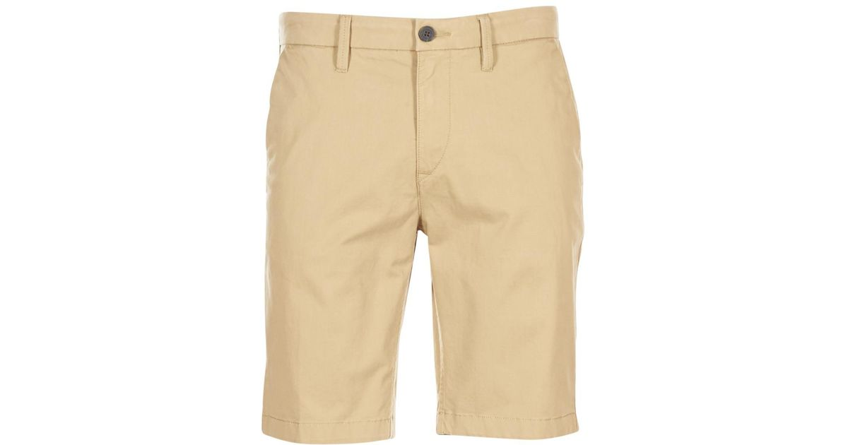 1f3a78d713 Timberland Squam Lake Chino Men's Shorts In Beige in Natural for Men - Save  37% - Lyst