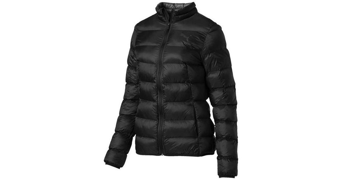 3dd70589ec4b PUMA Warmcell Ultralight Ad Jkt Women s Jacket In Black in Black - Save 31%  - Lyst