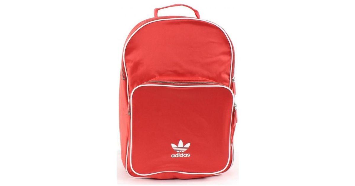 a446db545f Sac à dos classique BP CL adicolor femmes Sac à dos en rouge adidas pour  homme en coloris Rouge - Lyst