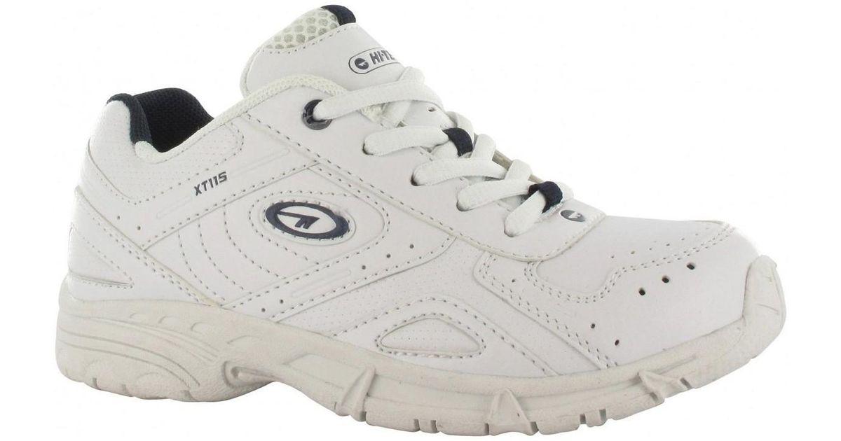 Hi tec xt115 lace shoe boys shoes trainers mens shoes trainers
