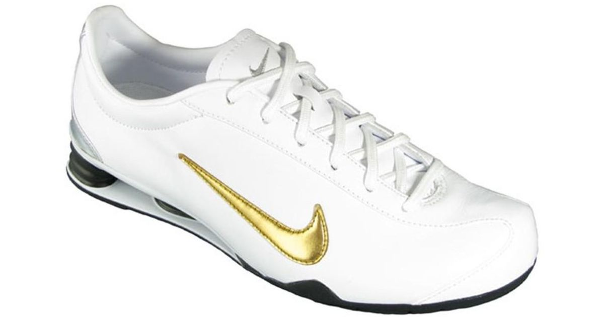 grand choix de b9160 ae0b4 Nike - Shox Rival Men's Shoes (trainers) In White for Men - Lyst