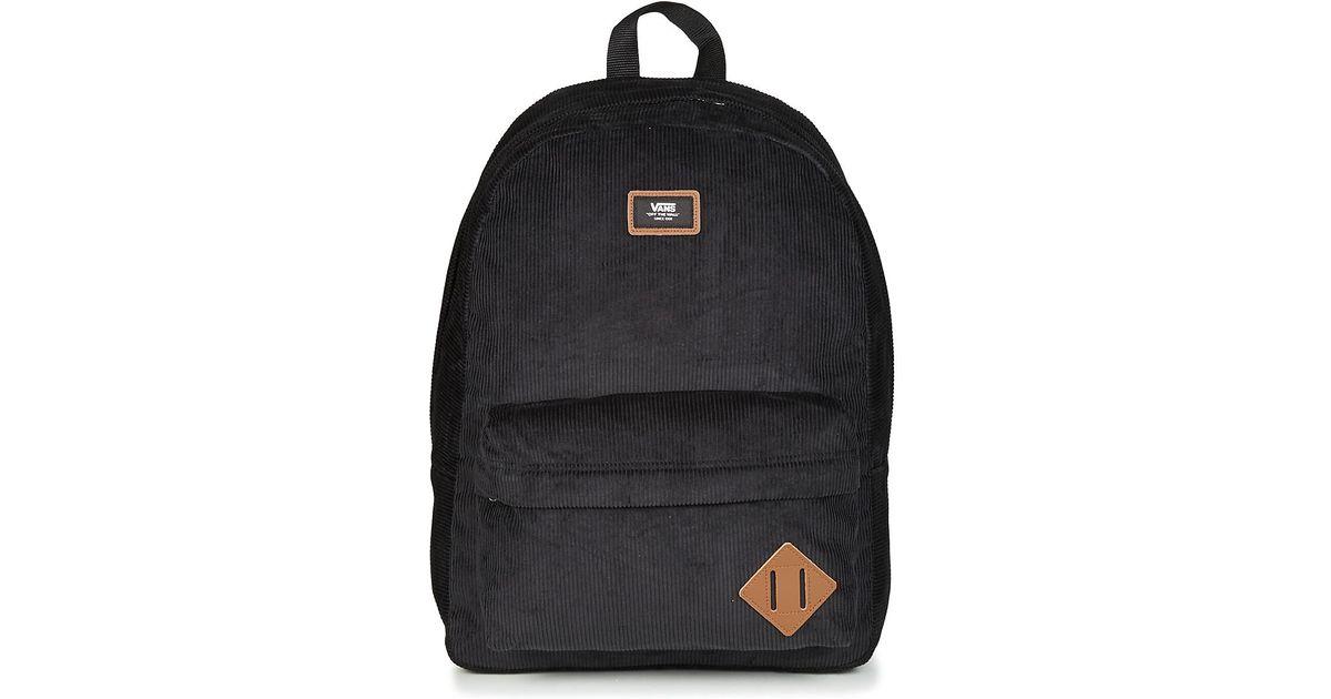 126b53c6c4 Vans Old Skool Ii Backpack Women s Backpack In Black in Black for Men - Lyst