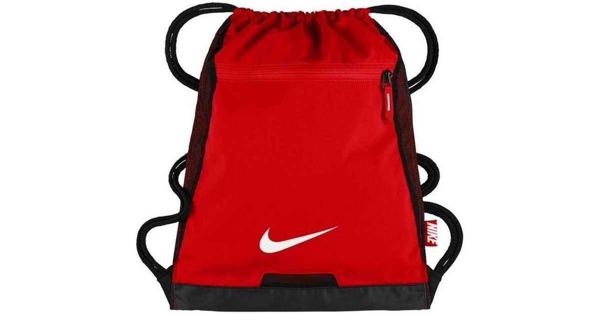6c0f2e1a1c4c Nike Nk Alpha Women s Backpack In Red in Red - Lyst