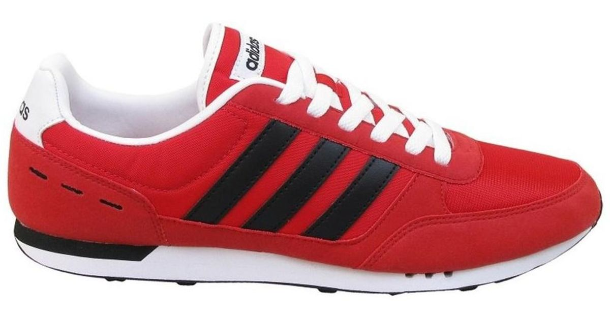 For Red Adidas City Neo Lyst In Men Men's Racer FSaxHYaU