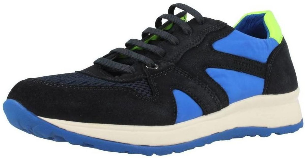 Men trainers Stonefly Shoes Black In For 106835 Lyst Men's ttqf06