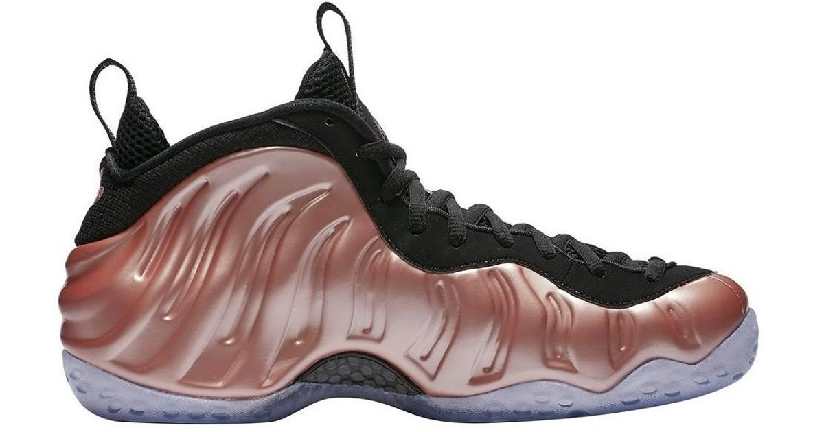 c78e17c5ebef4 Nike Air Foamposite One Men s Shoes (high-top Trainers) In Gold in Metallic  for Men - Lyst