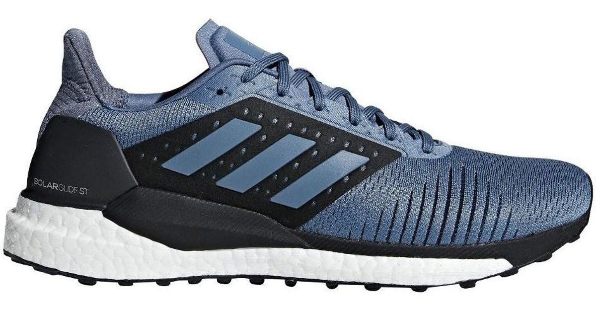 half off d1a55 af1da Lyst - Solar Glide ST M hommes Chaussures en multicolor adidas pour homme  en coloris Bleu