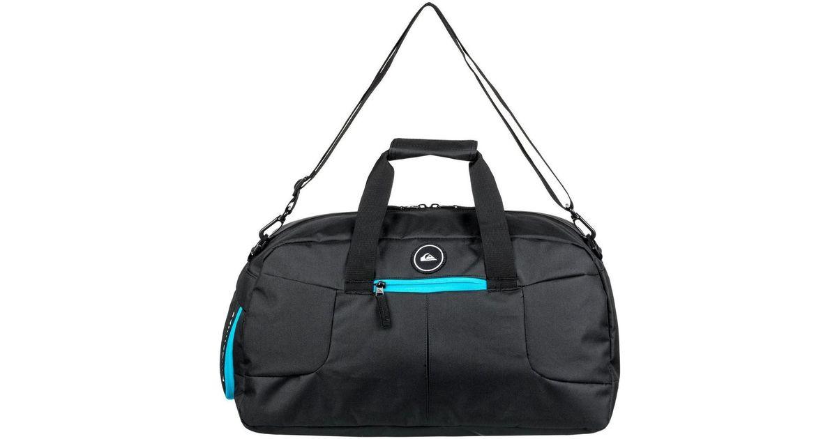 Quiksilver Men s Shelter 43l Medium Duffle Bag Men s Travel Bag In Black in  Black for Men - Lyst efeafbdf1c01d